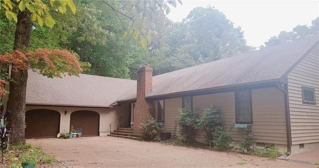 606 E Woodland Dr, York County, VA 23692 (#10387880) :: Crescas Real Estate