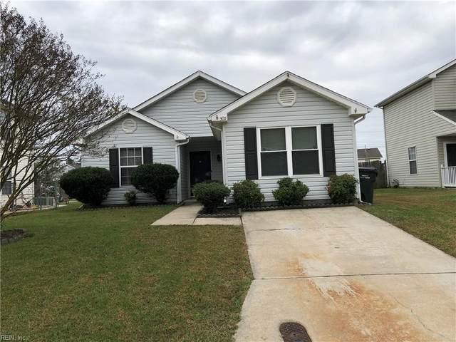 305 Greenfield Cres, Suffolk, VA 23434 (#10387889) :: Momentum Real Estate