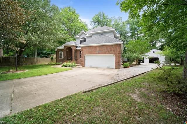 5 Wood Haven Dr, Poquoson, VA 23662 (#10387891) :: Avalon Real Estate