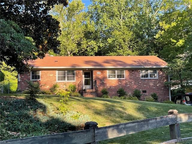 116 Shore Dr, James City County, VA 23185 (#10387898) :: Rocket Real Estate