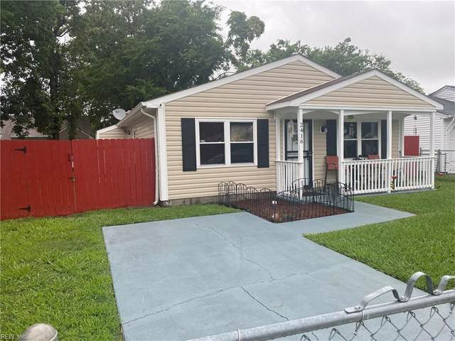 2416 Palmetto St, Norfolk, VA 23513 (#10387903) :: The Kris Weaver Real Estate Team