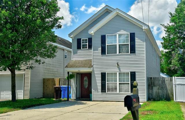 742 Milby Dr, Chesapeake, VA 23325 (#10387912) :: Rocket Real Estate