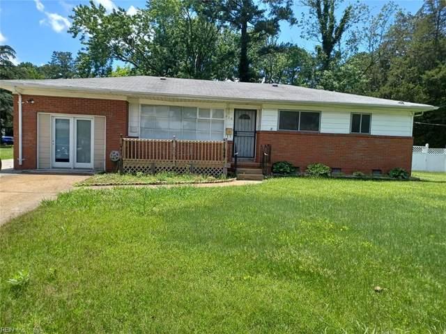 429 Pepper Mill Ln, Norfolk, VA 23502 (MLS #10387919) :: Howard Hanna Real Estate Services