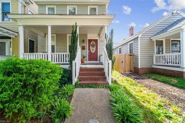 122 Webster Ave, Portsmouth, VA 23704 (#10387920) :: Berkshire Hathaway HomeServices Towne Realty