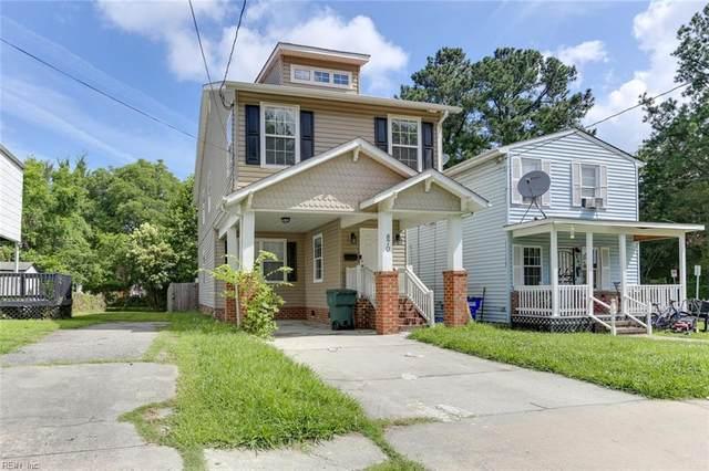 870 B Ave, Norfolk, VA 23504 (MLS #10387921) :: AtCoastal Realty
