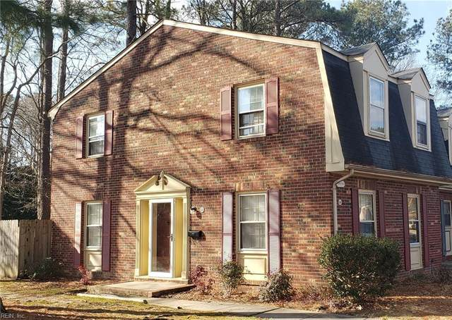 14575 Old Courthouse Way A, Newport News, VA 23608 (#10387924) :: Momentum Real Estate