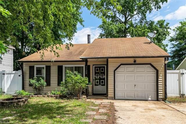 1120 Snowbird Ln, Virginia Beach, VA 23454 (#10387941) :: Berkshire Hathaway HomeServices Towne Realty