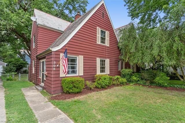 306 Palen Ave, Newport News, VA 23601 (#10387992) :: Berkshire Hathaway HomeServices Towne Realty