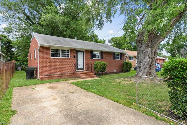 734 Old Buckroe Rd, Hampton, VA 23663 (#10388002) :: Judy Reed Realty