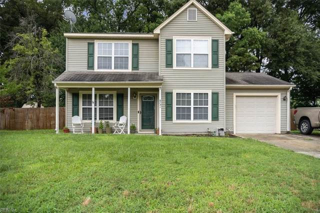 8731 Orcutt Ave, Hampton, VA 23666 (#10388018) :: Austin James Realty LLC