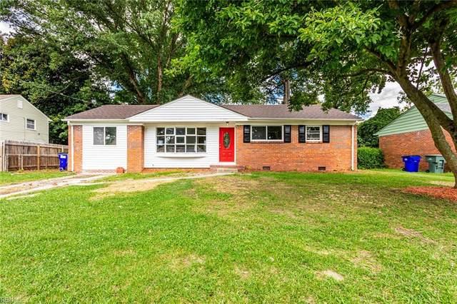 7408 Red Brook Rd, Norfolk, VA 23518 (#10388044) :: Momentum Real Estate