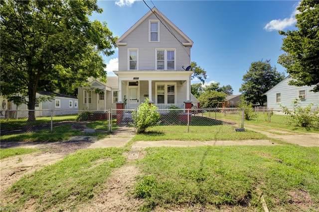 3323 Argonne Ave, Norfolk, VA 23509 (MLS #10388095) :: Howard Hanna Real Estate Services