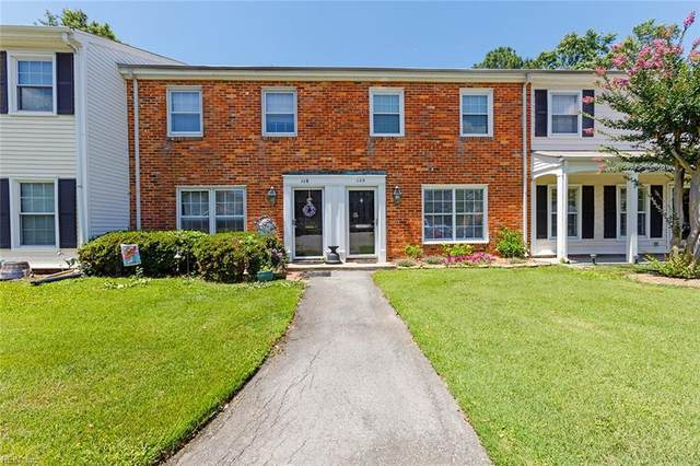 109 Towne Square Dr, Newport News, VA 23607 (#10388107) :: Berkshire Hathaway HomeServices Towne Realty