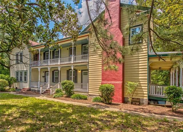 131 Jamestown Ave, Portsmouth, VA 23704 (#10388119) :: Judy Reed Realty