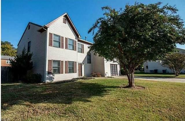 18 Ridge Lake Dr, Hampton, VA 23666 (#10388123) :: Rocket Real Estate