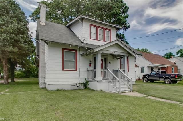 2228 Greenwood Dr, Portsmouth, VA 23702 (#10388132) :: Avalon Real Estate