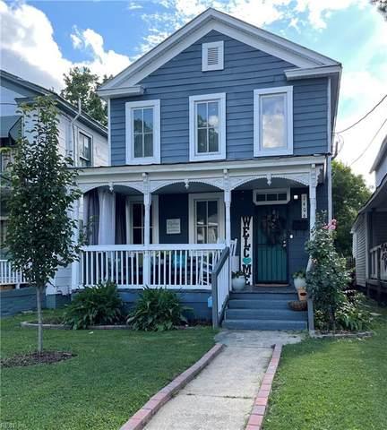 1406 Seaboard Ave, Chesapeake, VA 23324 (#10388170) :: Rocket Real Estate