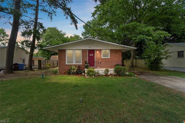 2803 Halsey St, Chesapeake, VA 23322 (MLS #10388189) :: Howard Hanna Real Estate Services