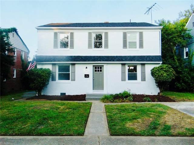 136 Clyde St, Hampton, VA 23669 (#10388196) :: Avalon Real Estate