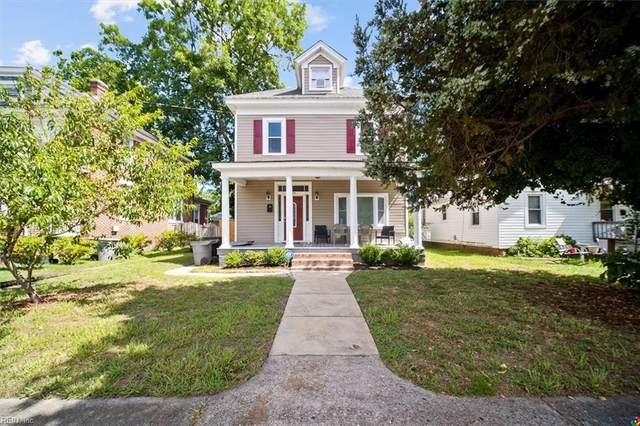 436 Newport News Ave, Hampton, VA 23669 (#10388210) :: Crescas Real Estate