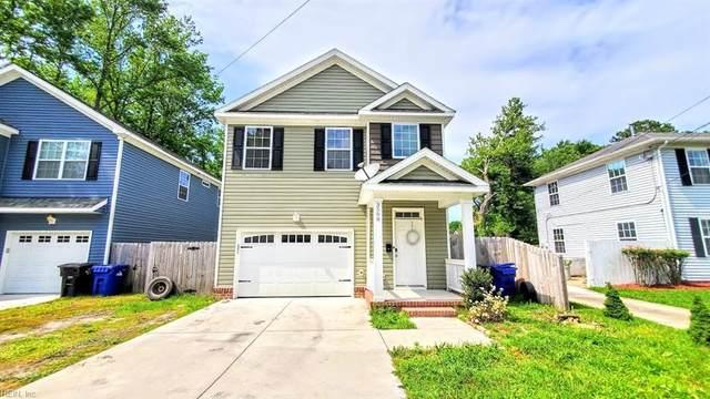 3508 Elliott Ave, Portsmouth, VA 23702 (MLS #10388214) :: AtCoastal Realty