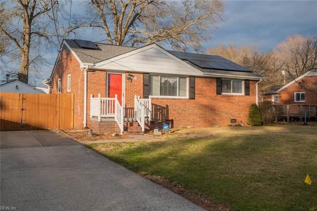 602 Ferry Rd, Portsmouth, VA 23701 (#10388230) :: Crescas Real Estate