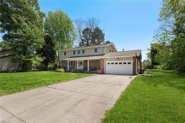 7 Ponderosa Dr, Hampton, VA 23666 (#10388259) :: Crescas Real Estate