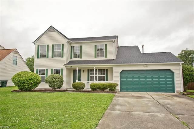 19 Hawkins Ct, Hampton, VA 23666 (#10388285) :: RE/MAX Central Realty