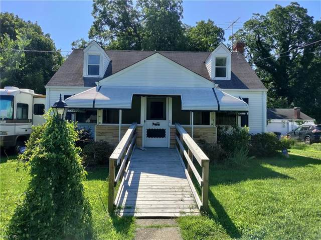 1 Albemarle St, Portsmouth, VA 23707 (#10388313) :: The Bell Tower Real Estate Team