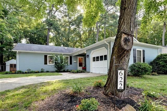 622 Village Green Pw, Newport News, VA 23602 (#10388319) :: Berkshire Hathaway HomeServices Towne Realty