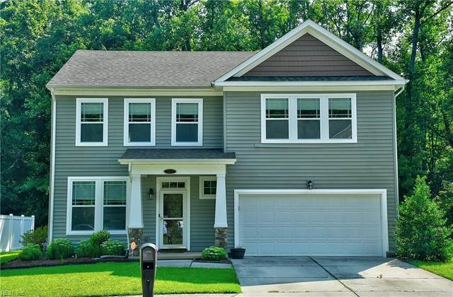 3212 Clearcreek Rd, Suffolk, VA 23434 (#10388368) :: The Bell Tower Real Estate Team