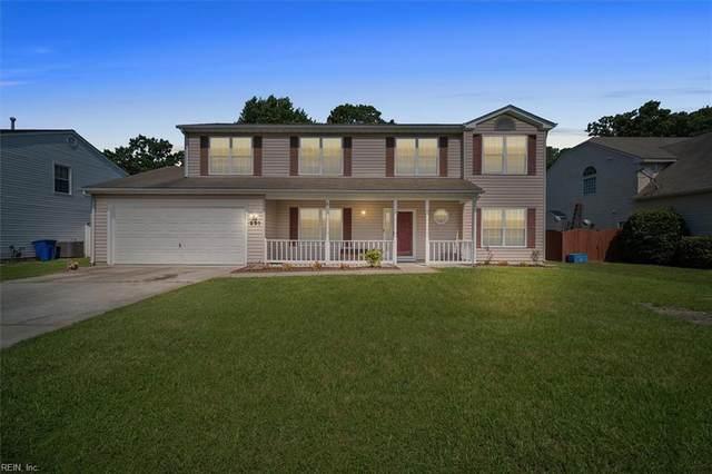 255 Sherbrooke Dr, Newport News, VA 23602 (#10388402) :: Momentum Real Estate