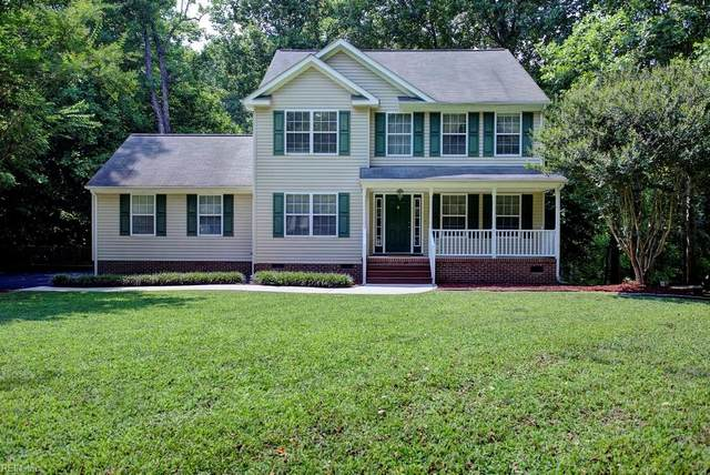 7467 Founders Mill Way E, Gloucester County, VA 23061 (#10388425) :: The Bell Tower Real Estate Team