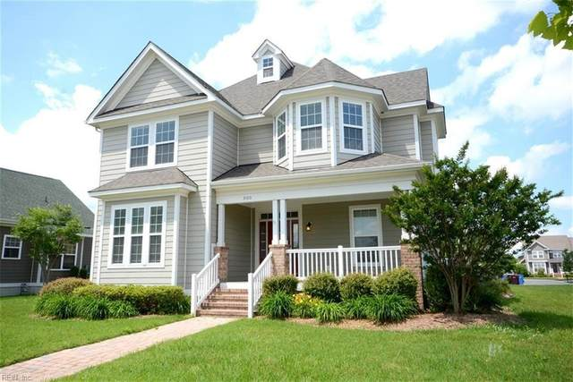 3100 Mercantile St, Chesapeake, VA 23323 (#10388432) :: The Bell Tower Real Estate Team
