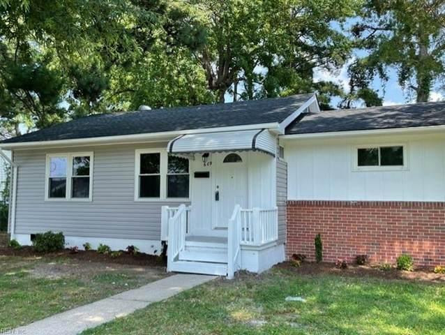 609 Henderson St, Portsmouth, VA 23701 (#10388454) :: Avalon Real Estate