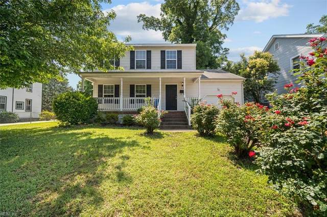 214 Libby St, Hampton, VA 23663 (#10388475) :: Momentum Real Estate