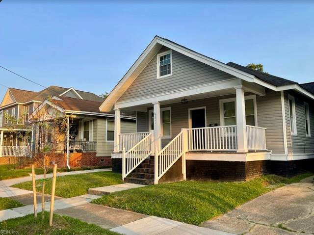 2811 Kimball Ter, Norfolk, VA 23504 (#10388494) :: Berkshire Hathaway HomeServices Towne Realty