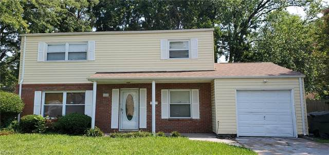 121 Greenwell Dr, Hampton, VA 23666 (#10388552) :: Judy Reed Realty