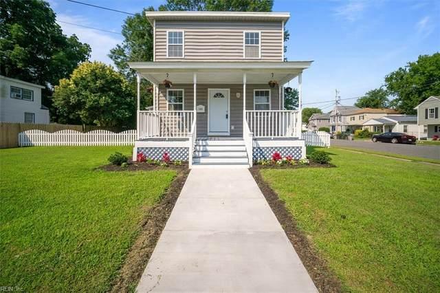 102 Downes St, Hampton, VA 23663 (#10388560) :: Austin James Realty LLC