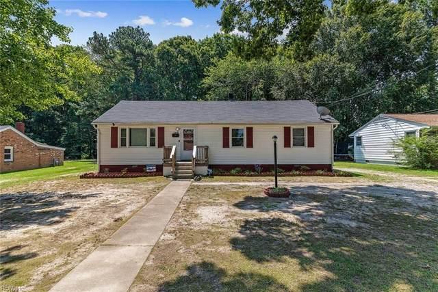 116 Campbell Ln, Newport News, VA 23602 (#10388563) :: Atkinson Realty
