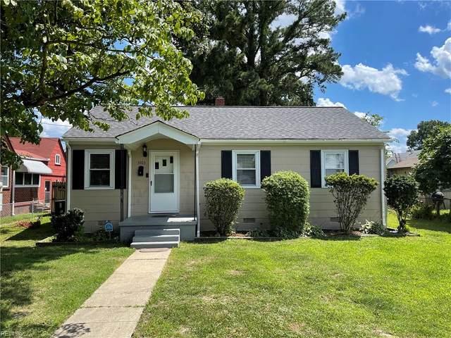 3103 Woodrow St, Portsmouth, VA 23707 (MLS #10388570) :: AtCoastal Realty
