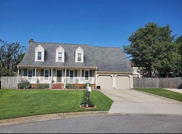 905 Emory Ct, Virginia Beach, VA 23464 (#10388601) :: Momentum Real Estate