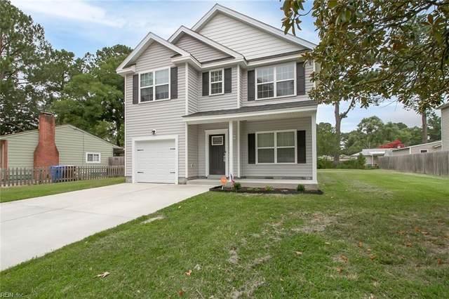 1002 Wadena Rd, Chesapeake, VA 23320 (#10388602) :: Atkinson Realty