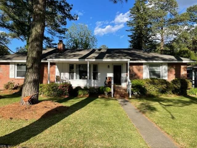 3204 Westwood Cres, Portsmouth, VA 23703 (#10388606) :: The Kris Weaver Real Estate Team