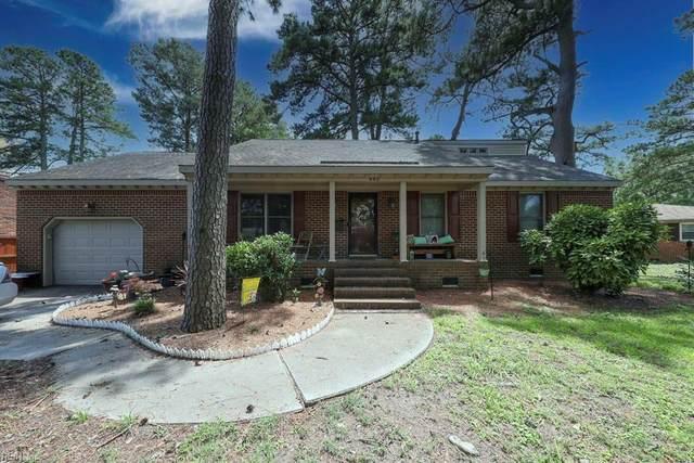 445 W Chickasaw Rd, Virginia Beach, VA 23462 (MLS #10388624) :: Howard Hanna Real Estate Services