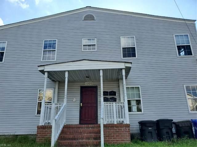 1520 Prentis Ave, Portsmouth, VA 23704 (#10388625) :: The Bell Tower Real Estate Team