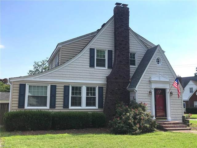 513 Sussex Dr, Portsmouth, VA 23707 (#10388630) :: Berkshire Hathaway HomeServices Towne Realty