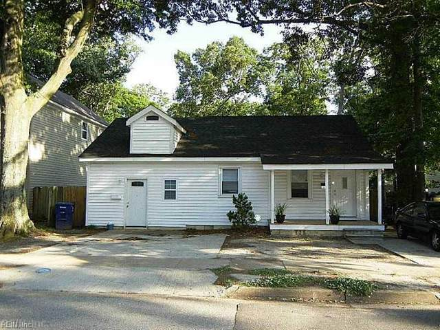 1011 E Chester St, Norfolk, VA 23503 (#10388646) :: Berkshire Hathaway HomeServices Towne Realty