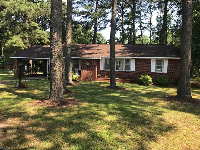 52 Church St, Isle of Wight County, VA 23487 (#10388662) :: RE/MAX Central Realty