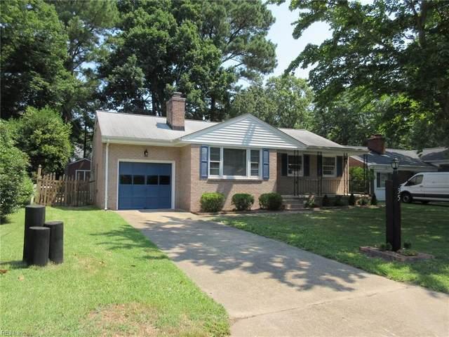 35 Fox Grove Rd, Hampton, VA 23664 (#10388674) :: The Bell Tower Real Estate Team